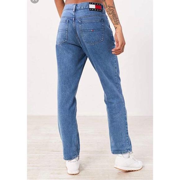 0cef42834 Tommy Hilfiger Jeans   Vintage High Waist Mom   Poshmark